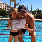 diplôme de natation